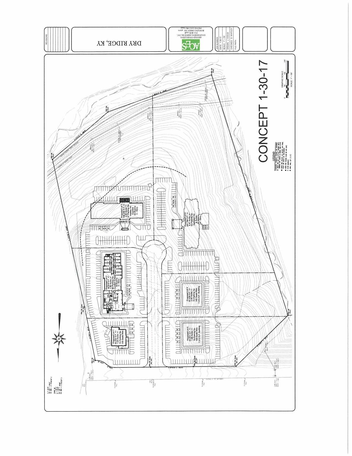 11.38 acres Sgt Daniel Wallace Dry Ridge, KY