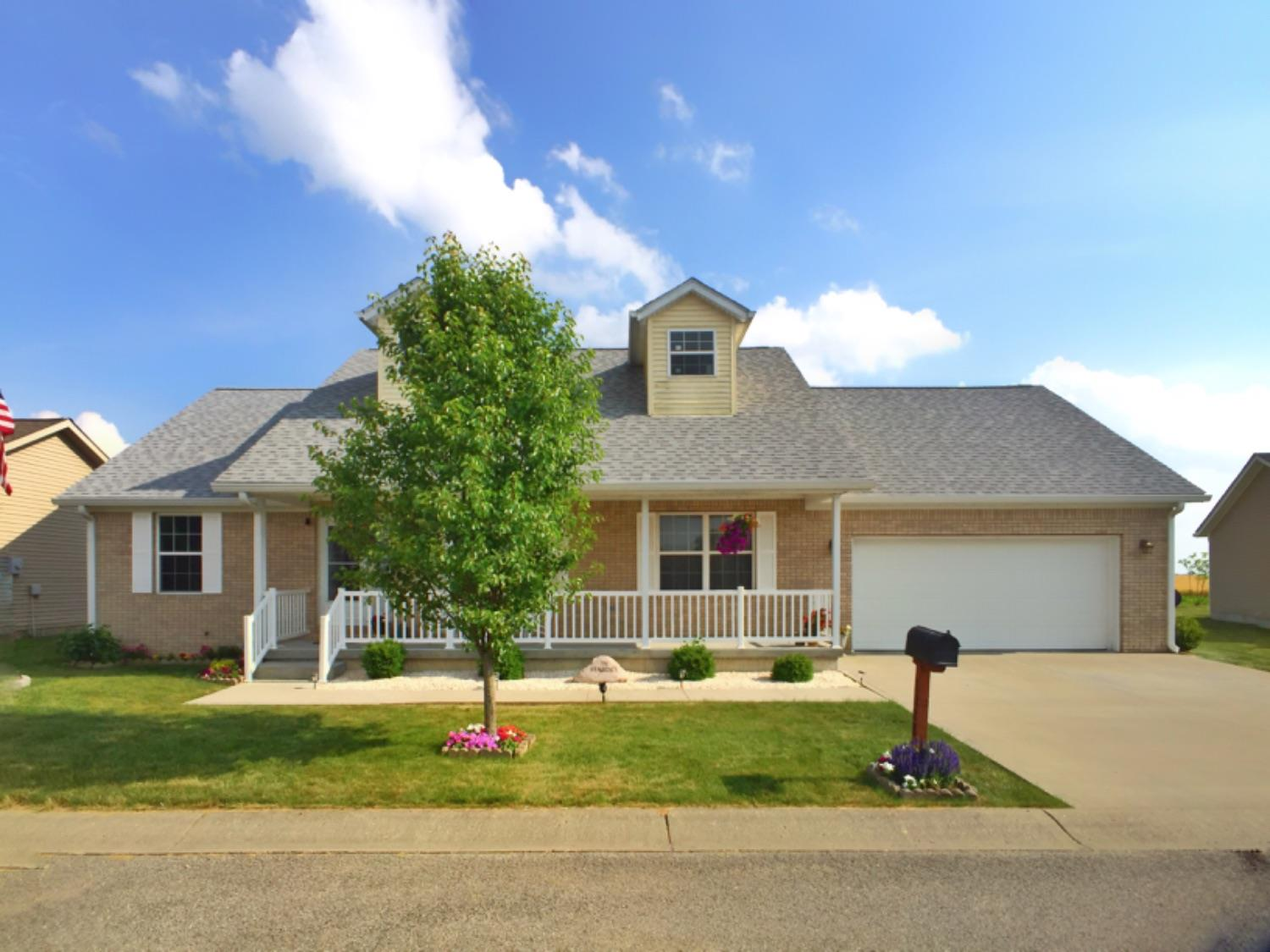1028 S Creek Dr W Greensburg, IN