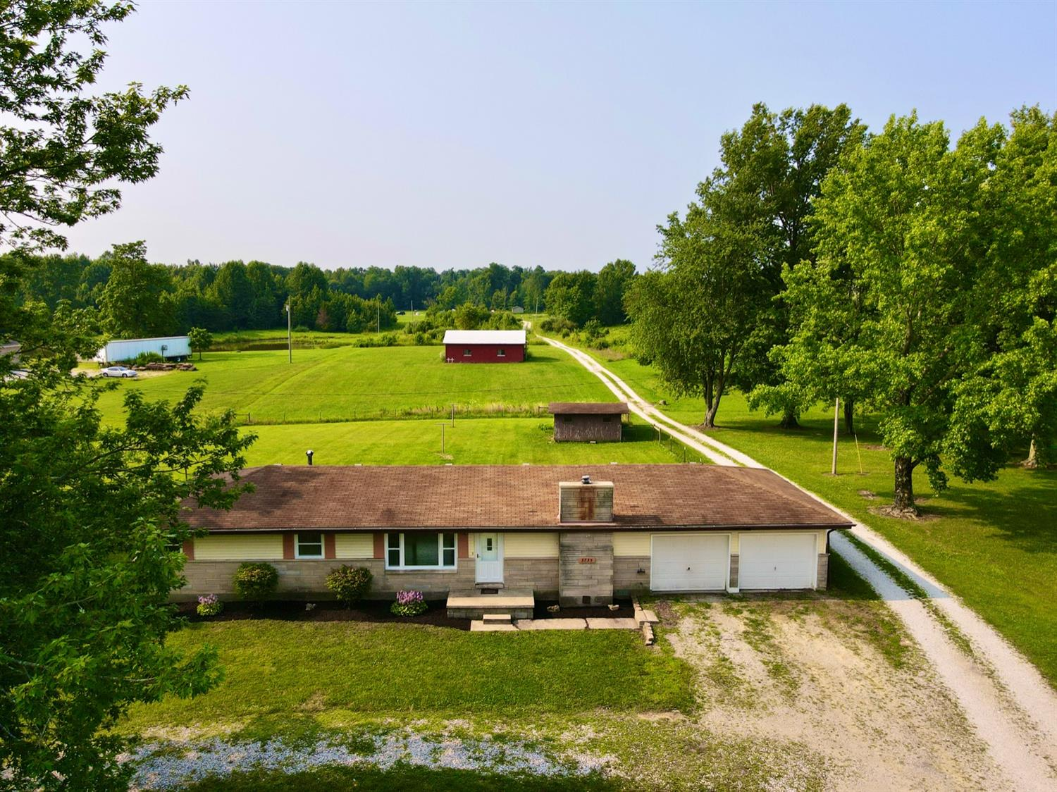 3735 W Railroad Rd Holton, IN