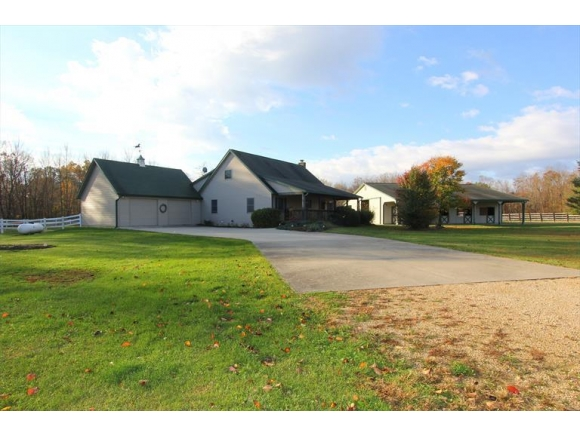 real estate photo 1 for 12567 WHITE PLAINS RD MILAN, IN 47001