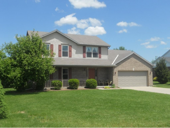 real estate photo 1 for 327 NORTHSIDE DR BATESVILLE, IN 47006