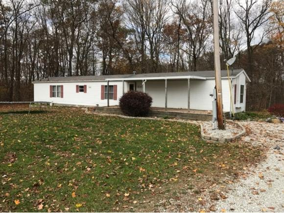 real estate photo 1 for 16215 CANE MILL RD BROOKVILLE, IN 47012