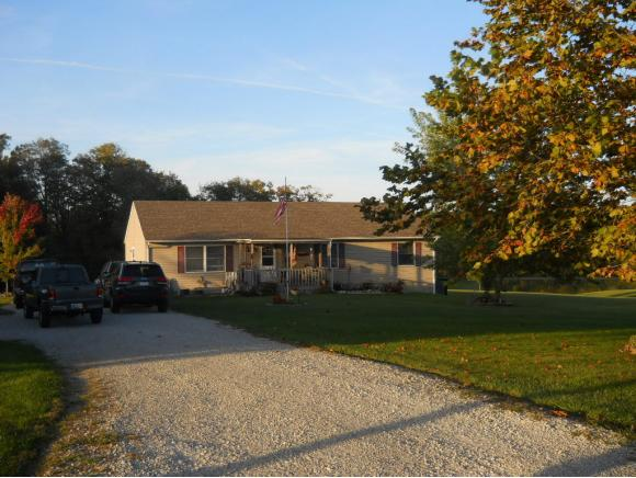 26209 SANES CREEK RD RUSHVILLE, IN