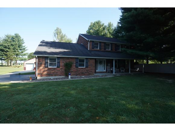 real estate photo 1 for 1340 TEKULVE RD BATESVILLE, IN 47006