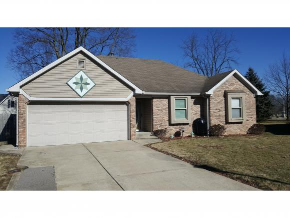 118 SHADE TREE CT GREENFIELD, IN