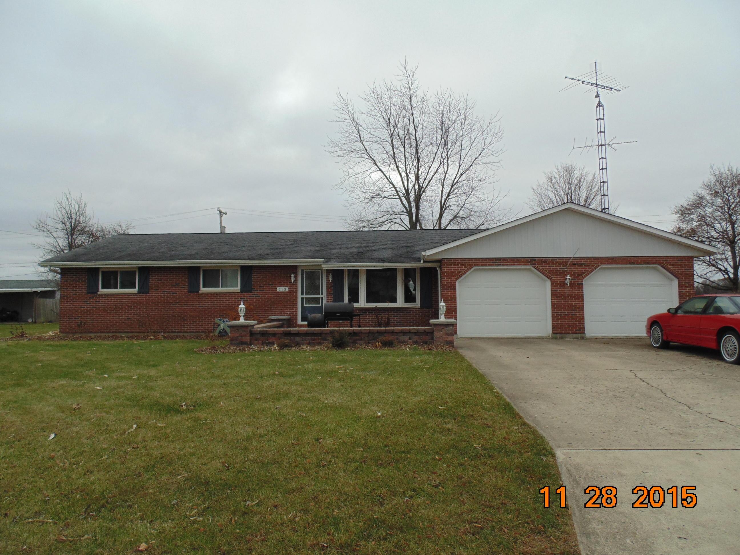 213 Glenn St Mendon, OH