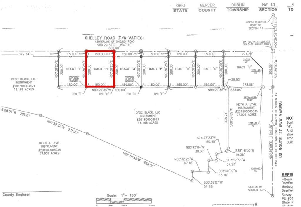 Photo 1 for Tract H Shelley Rd Rockford, OH 45882