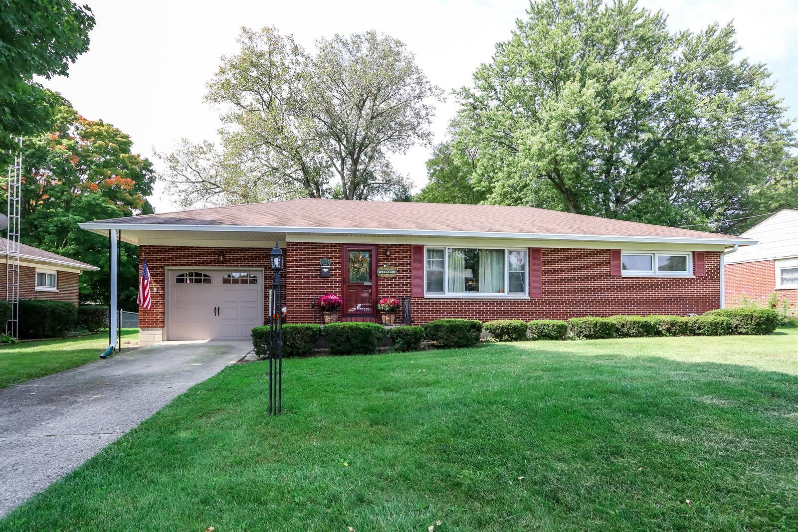 2547 Home Orchard Dr Springfield, OH