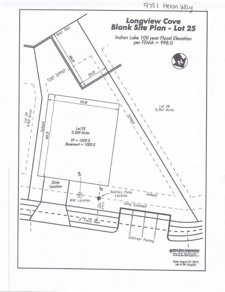 Photo 1 for 9751 Heron Way #Lot 2 Belle Center, OH 43310
