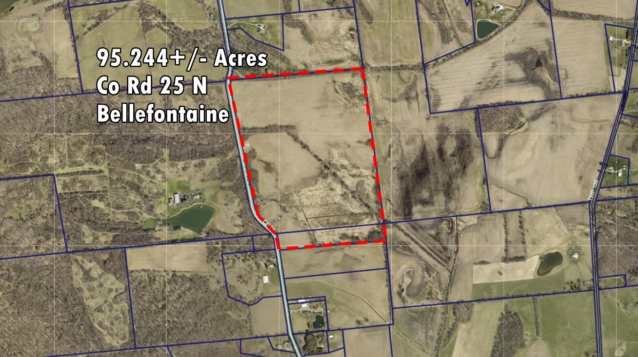 Photo 1 for 95.24 Acre County Road 25 N Bellefontaine, OH 43311