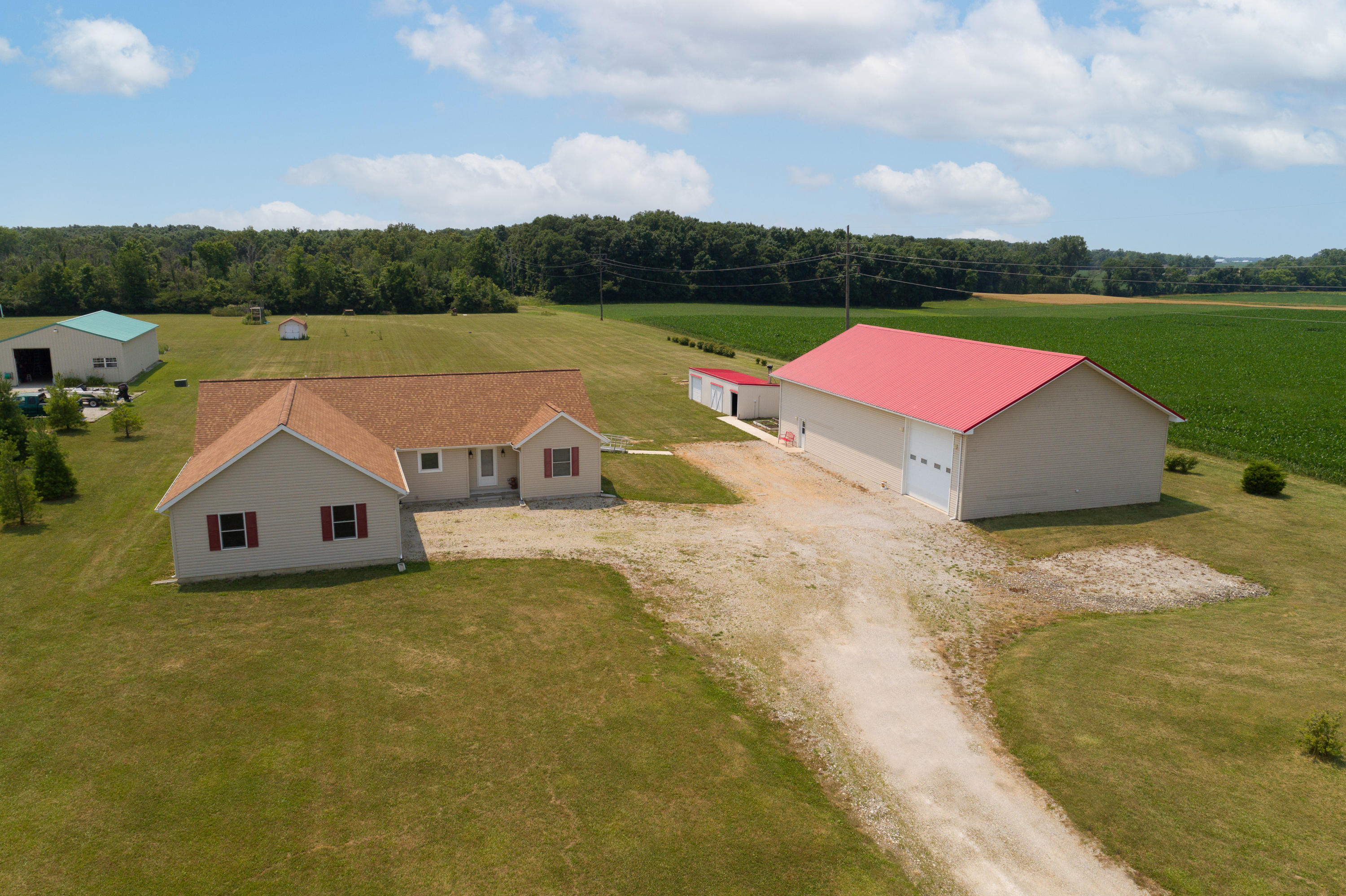 Photo 1 for 2020 Loy Rd Fort Loramie, OH 45845