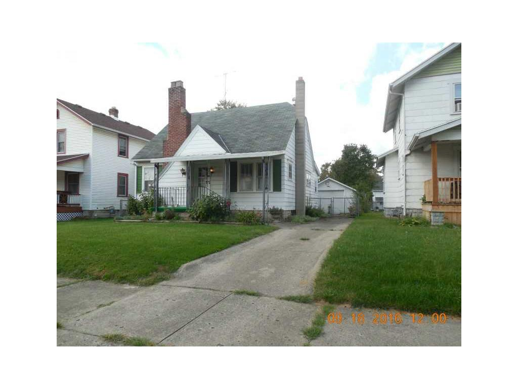 525 S CLAIRMONT Springfield, OH