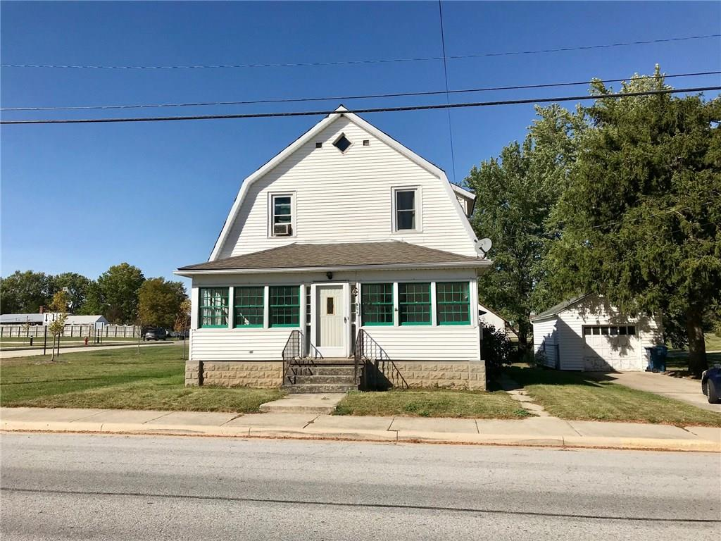 406 E State St Botkins, OH