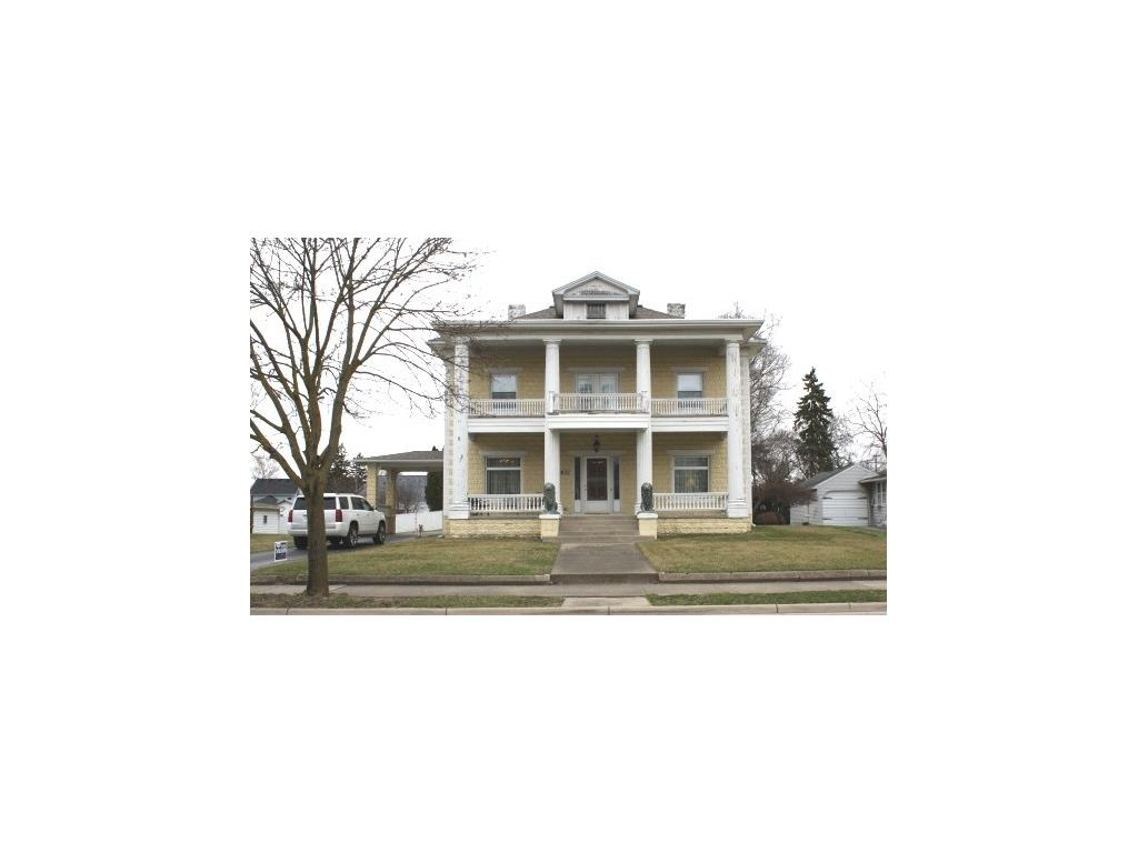 16 N Chillicothe St South Charleston, OH