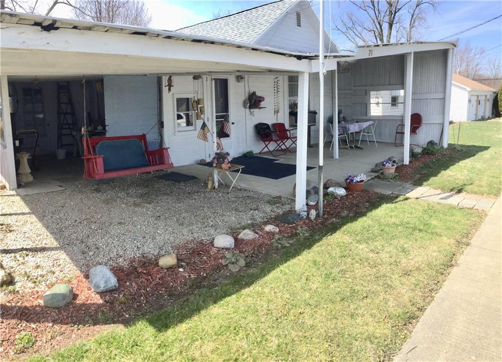 Photo 1 for 71 N Canal Montezuma, OH 45866