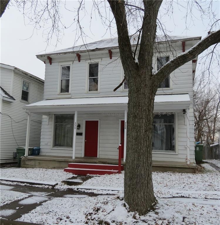 328 & 330 Grove Sidney, OH