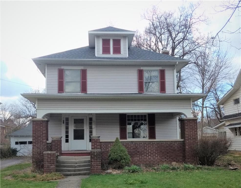 Photo 1 for 318 S Lincoln Ave Lima, OH 45805