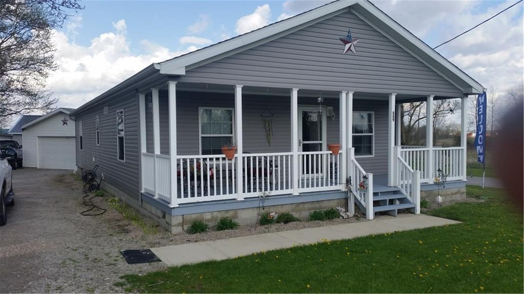 689 S Main St West Mansfield, OH