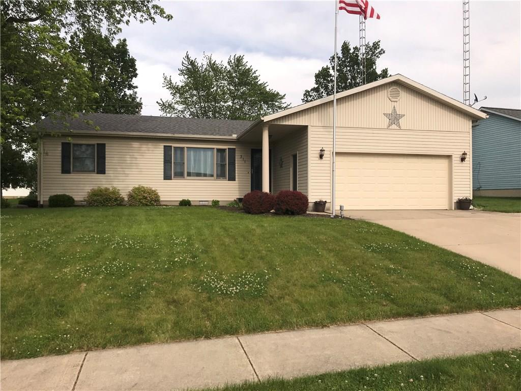 311 George Fort Recovery, OH