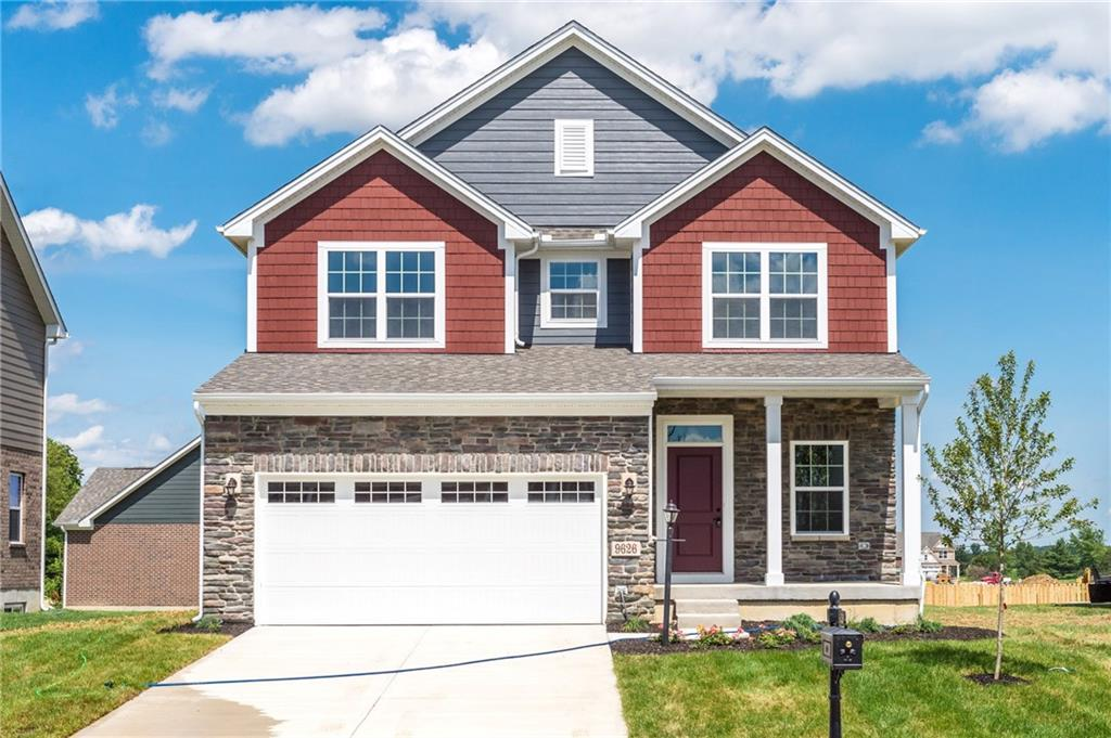 9626 Crooked Creek Dr Clearcreek, OH