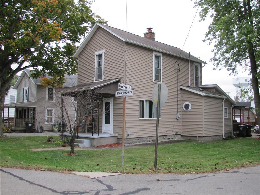 335 MOSGROVE St Urbana, OH