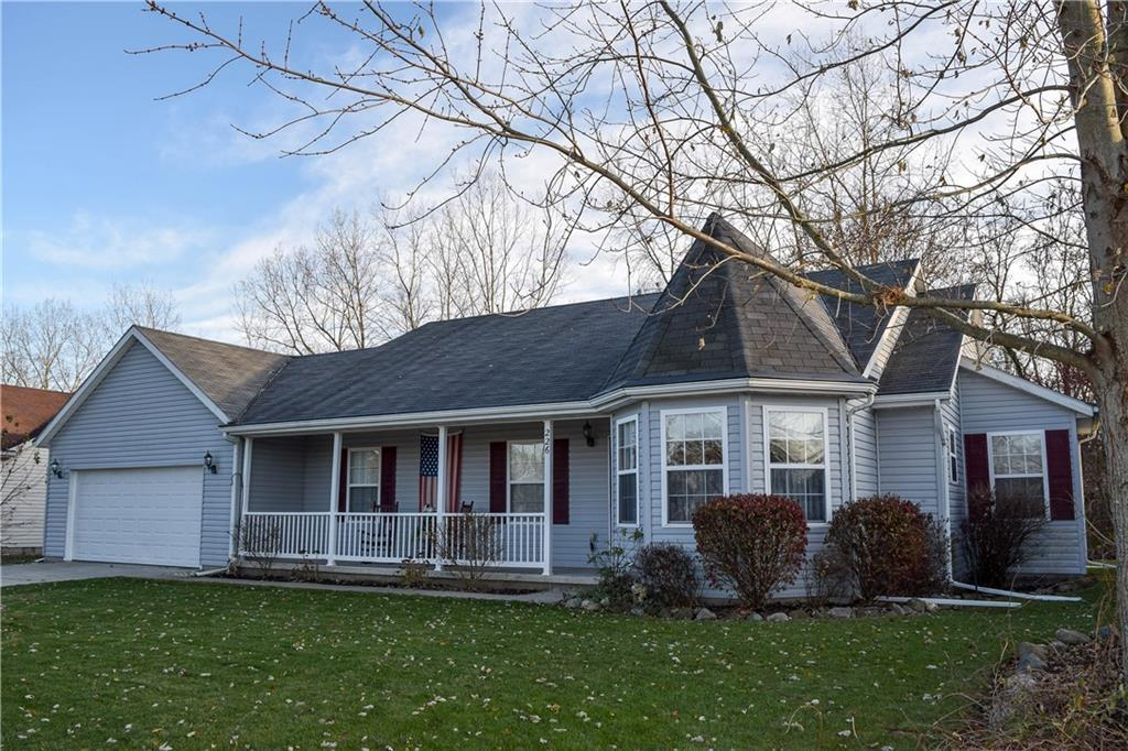 226 Lincoln Pl North Lewisburg, OH
